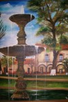 Obras de arte: America : México : Michoacan_de_Ocampo : Morelia : la fuente