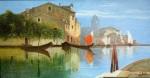 Obras de arte: Europa : Espa�a : Madrid : Torrelodones : Islas de venecia