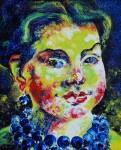 Obras de arte: Europa : Rusia : Perm : Ocher : Alfiza Mubarakovna