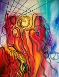Obras de arte: Europa : Portugal : Leiria : Caldas_Rainha : A genética humana