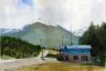 Obras de arte: America : Argentina : Tierra_del_Fuego : Ushuaia : (37) destacamento Lago Escondido (R-328).jpg