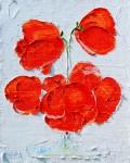 Obras de arte: Europa : Rusia : Perm : Ocher : Poppies