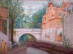Obras de arte: America : M�xico : Veracruz-Llave : orizaba : Cuesta arriba