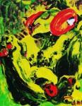 Obras de arte: Europa : Rusia : Perm : Ocher : Birth of the sublimatizm