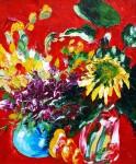 Obras de arte: Europa : Rusia : Perm : Ocher : Russian still life