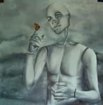 Obras de arte: Europa : España : Andalucía_Jaén : Jaen_ciudad : el hombre de hojalata