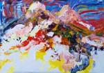 Obras de arte: Europa : Rusia : Perm : Ocher : Восход Солнца (серия -Горный Урал)