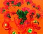 Obras de arte: Europa : Rusia : Perm : Ocher : Red still-life