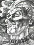 Obras de arte: Europa : Rusia : Perm : Ocher : Bárbaro