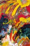 Obras de arte: Europa : Rusia : Perm : Ocher : Los contempladores (el tríptico, la parte derecha)