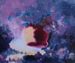 Obras de arte: Europa : Rusia : Perm : Ocher : Blue still-life