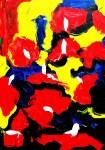 Obras de arte: Europa : Rusia : Perm : Ocher : Kiss of a mad red cow
