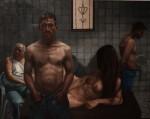 Obras de arte: America : Colombia : Cundinamarca : BOGOTA_D-C- : Memorias de un baño publico