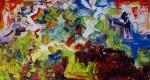 Obras de arte: Europa : Rusia : Perm : Ocher : La ascensión o la primera llegada del Satanás