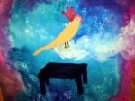 Obras de arte: America : Colombia : Antioquia : Medellín : Al Cielo No van todas las cosas