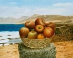 Obras de arte: Europa : España : Canarias_Las_Palmas : Puerto_del_Rosario : Manzanas en Cofete