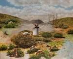 Obras de arte: Europa : España : Canarias_Las_Palmas : Puerto_del_Rosario : Molino de Tiscamanita en gepetría
