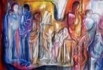 Obras de arte: Europa : Portugal : Leiria : Caldas_Rainha : Retalhos da vida