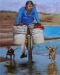 Obras de arte: America : México : Baja_California_Sur : lapaz : El paseo
