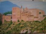 Obras de arte: Europa : España : Andalucía_Jaén : Jaen_ciudad : LA ALHAMBRA