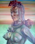 Obras de arte: America : Chile : Los_Lagos : puerto_montt : Desnudo África 3