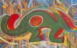 Obras de arte: America : Perú : Lima : la_molina : Chulikuy