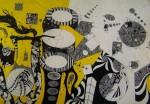 Obras de arte: America : México : Chihuahua : ciudad_juarez : Los botones del Espíritu