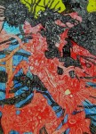 Obras de arte: America : México : Chihuahua : ciudad_juarez : El año del búfalo