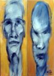 Obras de arte: Europa : España : Madrid : Madrid_ciudad : Retratos comparados
