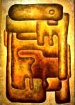 Obras de arte: America : México : Baja_California : tijuana_mexico : Hombre Shambayllano