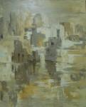 Obras de arte: Europa : España : Melilla : Melilla_ciudad : Paisaje en ocre