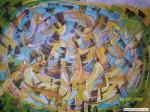 Obras de arte: America : Argentina : Entre_Rios : Paraná : Encuentros en el infinito