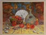 Obras de arte: Europa : España : Navarra : Pamplona_ciudad : Bodegón 2