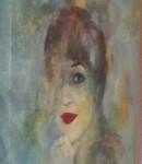 Obras de arte: Europa : España : Navarra : Pamplona_ciudad : Autoretrato Rudi