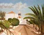 Obras de arte: Europa : España : Canarias_Las_Palmas : Puerto_del_Rosario : Iglesia de Puerto del Rosario