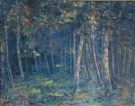 Obras de arte: Europa : España : Navarra : Pamplona_ciudad : Haunted forest