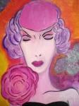 Obras de arte: America : Perú : Lima : Surco : Mujer chick