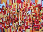Obras de arte: Europa : Francia : Rhone-Alpes : Lyon : jungla : : pintura