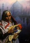 Obras de arte: America : Argentina : Buenos_Aires : Cuidad_Aut._de_Buenos_Aires : Amor sustituto