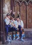 Obras de arte: Europa : España : Comunidad_Valenciana_Castellón : castellon_ciudad : Niños de Morella