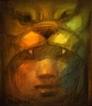 Obras de arte: America : Bolivia : Oruro : Cercado : Tigre Americano