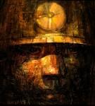 Obras de arte: America : Bolivia : Oruro : Cercado : El Minero