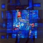 Obras de arte: America : Bolivia : Oruro : Cercado : Estructura Lunar