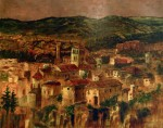 Obras de arte: Europa : España : Madrid : Madrid_ciudad : contemplación