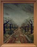Obras de arte: Europa : España : Madrid : Madrid_ciudad : camino rural