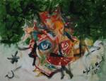 Obras de arte: Europa : Espa�a : Arag�n_Zaragoza : zaragoza_ciudad : M�SCARA 3