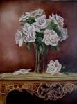 <a href='http://www.artistasdelatierra.com/obra/91001-Rosas-Blancas.html'>Rosas Blancas &raquo; Ines  de Abelleyra<br />+ Más información</a>
