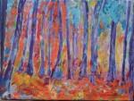Obras de arte: America : Argentina : Buenos_Aires : palomar : La ultima tarde de otoño
