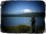 Obras de arte: America : Chile : Bio-Bio : Concepción : VOLCAN VILLARRICA