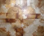 Obras de arte: Europa : Países_Bajos : Limburg-holanda : Tegelen : Pedacito de oro